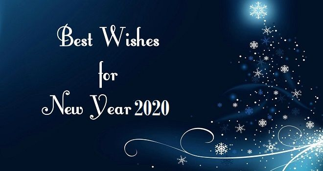 Pin On Happy New Year 2020 Images
