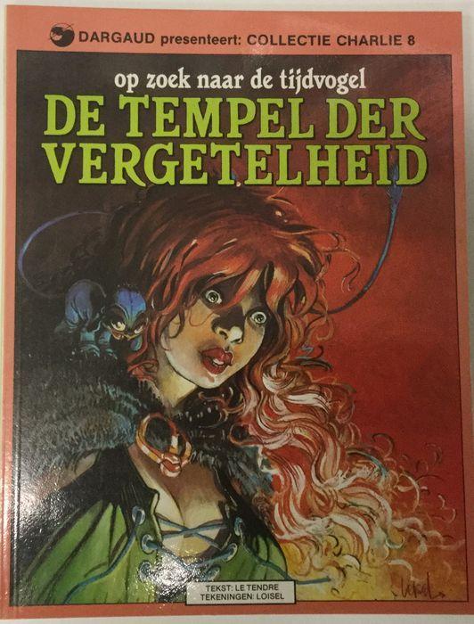 Loisel - Collectie Charlie 6 - De Tempel Der Vergetelheid - W.B.