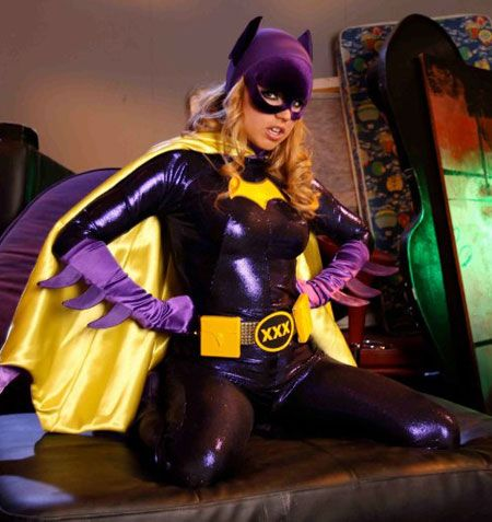 Lexi Belle As Batgirl Its A Real Movie I Will Find It