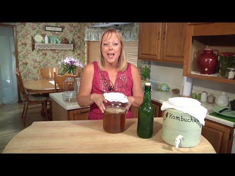 How to Make Kombucha - Cultured Food Life