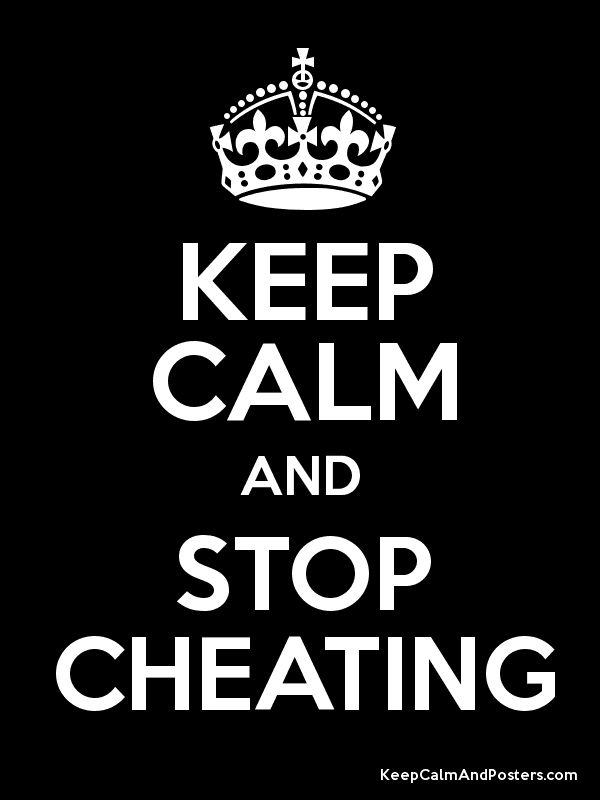 Can a liar and cheater change