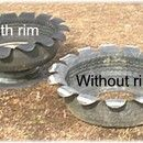 How to Make Blooming Tire Planters...