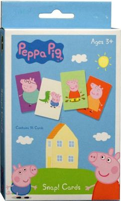Snap Game (Peppa Pig) Such Fun!