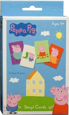 Snap Game (Peppa Pig) Such Fun!