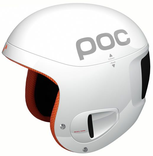 POC helmets are the most expertly designed for protection against injury.