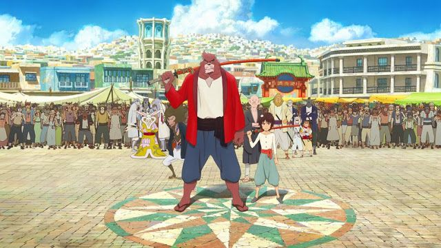 Watch The Boy and the Beast (2016) Putlocker Online | Putlocker, Kyuta, a boy living in Shibuya, an... http://putlockerstreaming1.blogspot.co.id/2016/03/watch-boy-and-beast-2016-putlocker.html