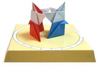 Origami Sumo