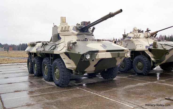 BTR-90M Armoured Personnel Carrier (Russia)