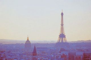paris-purple by {this is glamorous}, via Flickr