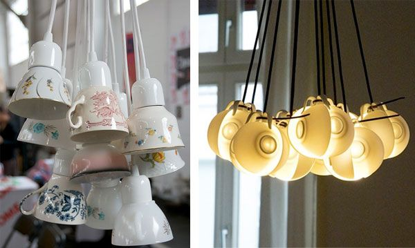 tazze lampade