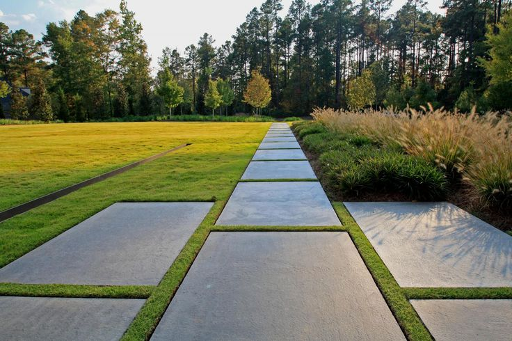 Jeffrey Carbo Project Gallery |Squire Creek Residence - Pavers and Paths