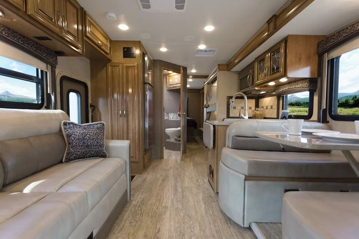 2017 Chateau Super C RV: Class A Diesel RV by Thor Motor Coach