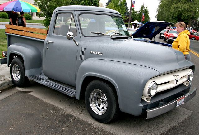 53 ford f100 | 53 Ford F100 Pickup | Flickr - Photo Sharing!