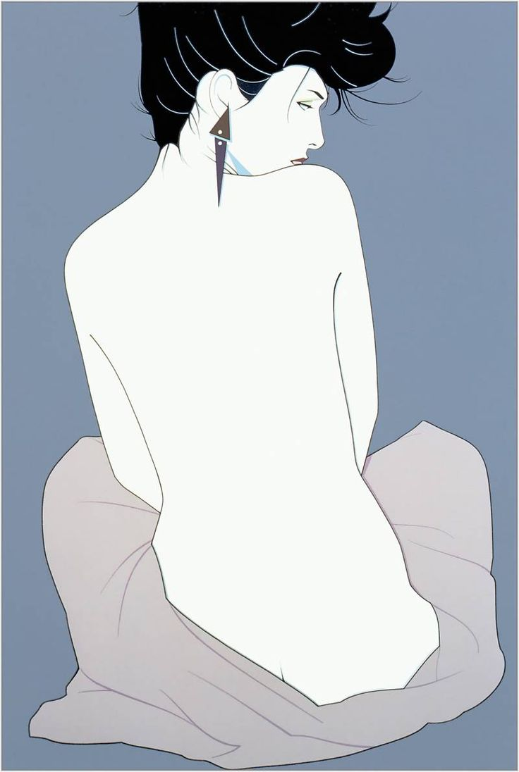 178 Best Images About Patrick Nagel On Pinterest