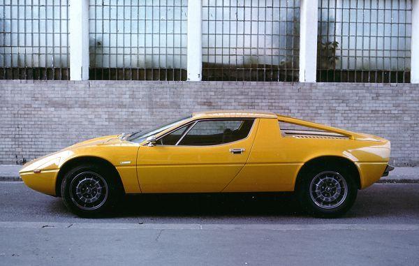 The Maserati Merak