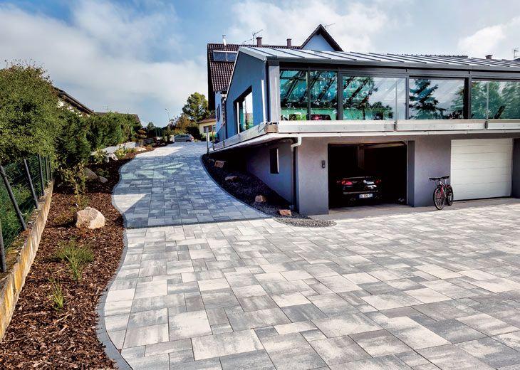 Sie Suchen Platten Für Die Ausstattung Ihrer Außenanlagen? Aus Beton Oder  Mit Natürlichen Steinvorsatz Erlauben Sie Ihre Terrasse Oder Ihren Garten  Zu ...