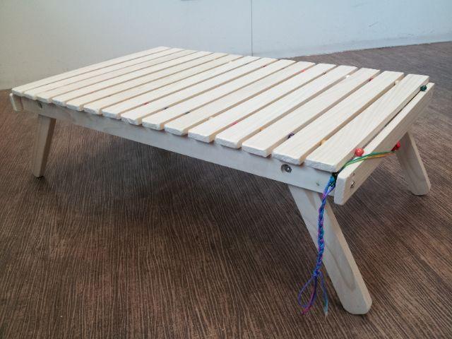 DIY ロールテーブル - 埼玉県坂戸市にっさい花みず木                      ファインヘアーのブログ