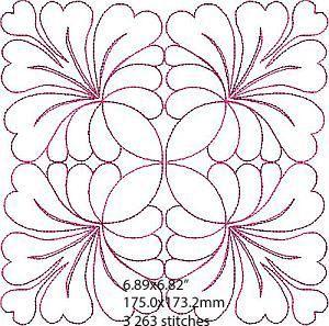 Acolchoado Wholecloth Table Topper - Designs 4 África   OregonPatchWorks