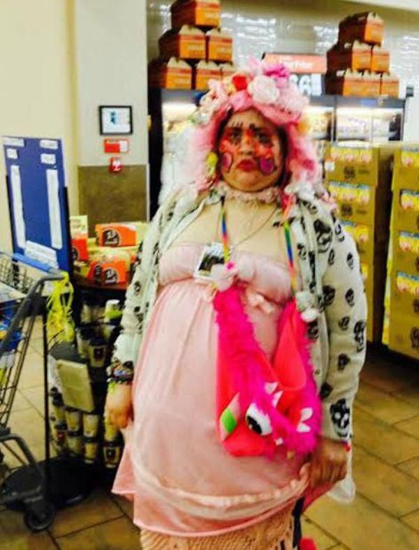 WalMart | The 55 Funniest People Of Walmart Pictures of All Time | The Wondrous