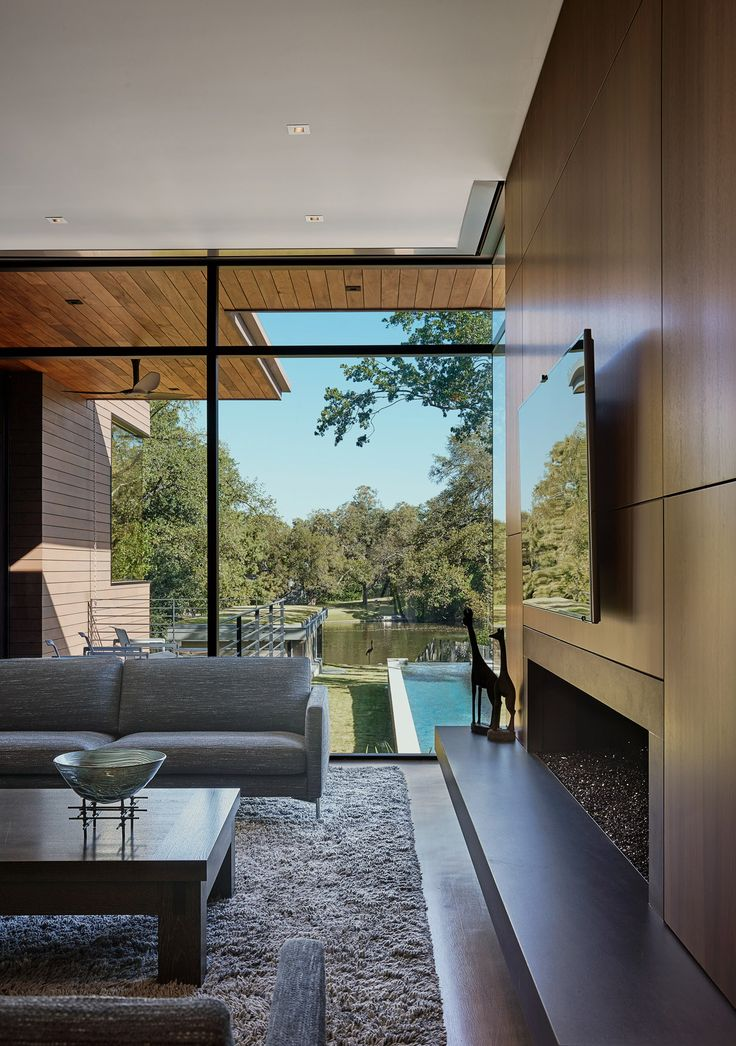 By Larue Architects: 2073 Best Modern Fireplaces (Contemporary Fireplaces) Images On Pinterest