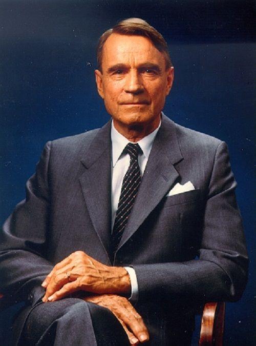 President Mauno Koivisto