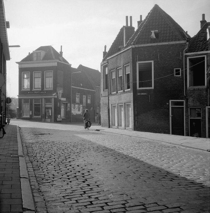 Vest, Kattengang, Heremesuisstraat, 1966
