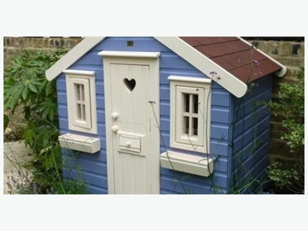 FREE: CHILDRENS WENDY HOUSE