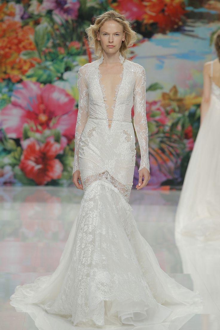 75 besten [Fashion Show] Barcelona Bridal Fashion Week Bilder auf ...
