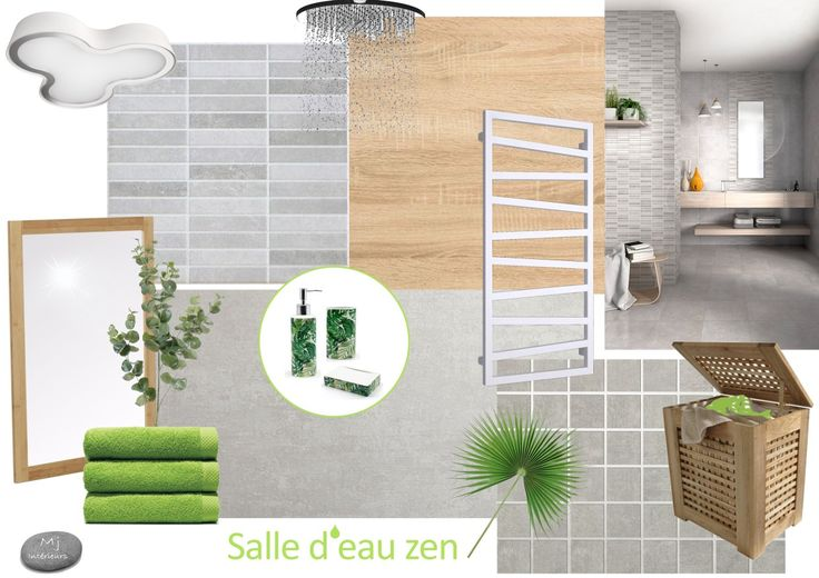 25 best ideas about carrelage gris clair on pinterest - Carrelage salle de bain gris ...