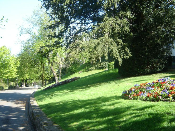 Les 67 meilleures images propos de angouleme sur for Jardin kashmir angouleme