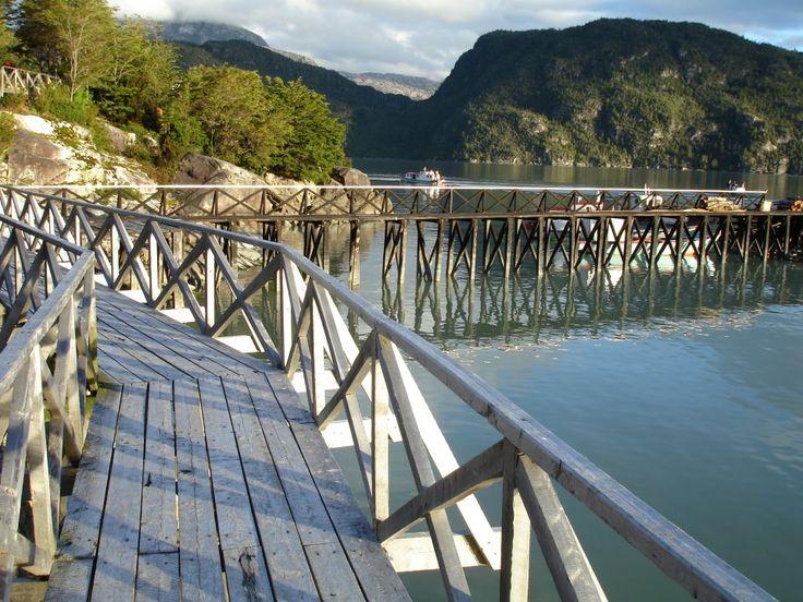 Caleta Tortel, Patagonia Chilena.