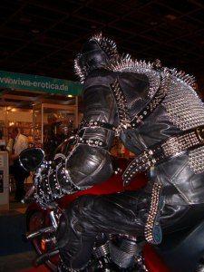 Ledapol's Leather Rider