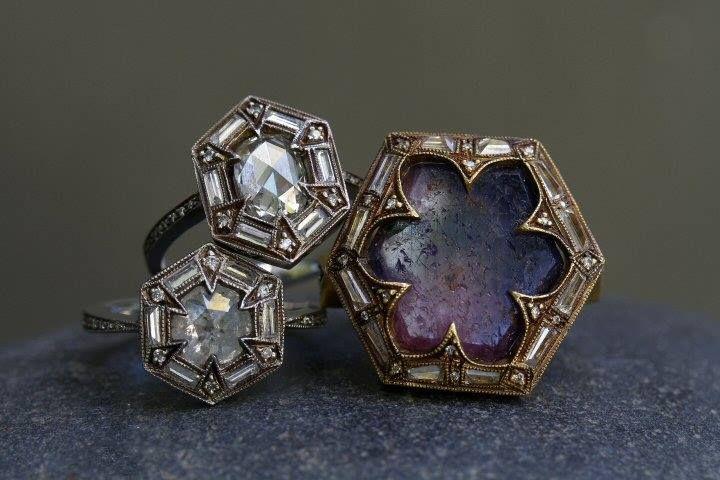Cathy Waterman rings                                                       …