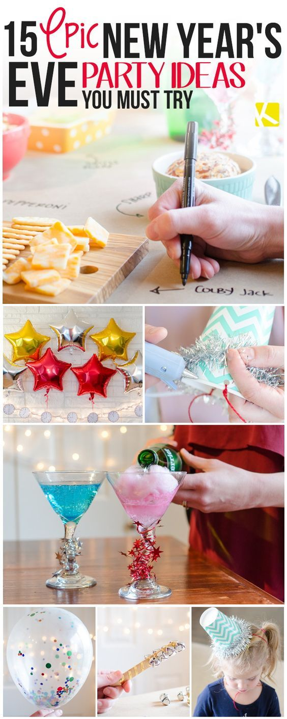 15 Epic New Year's Eve Party Ideas You Must Try – Dianna H