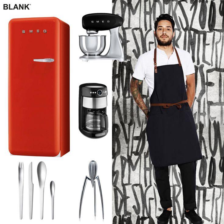 Una cocina para el pap chef donde combina los mejores for Accesorios para chef