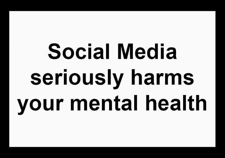 Las redes sociales perjudican gravemente tu salud mental