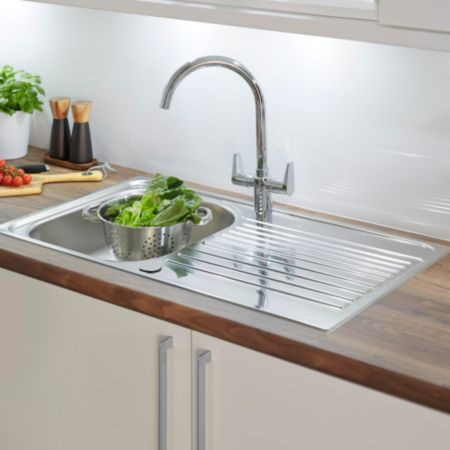 Blanco Toga Sink : 17 Best images about Flat Kitchen on Pinterest Togas, Ovens and Oak ...