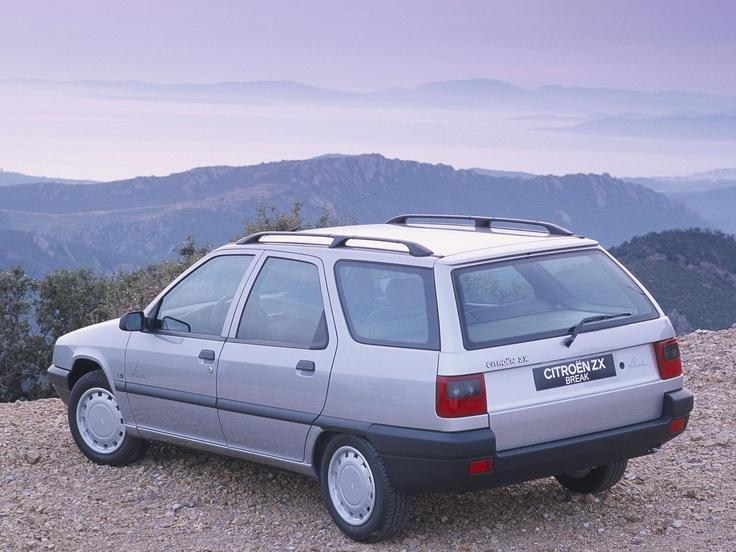 1993 – 1998 Citroen ZX Break