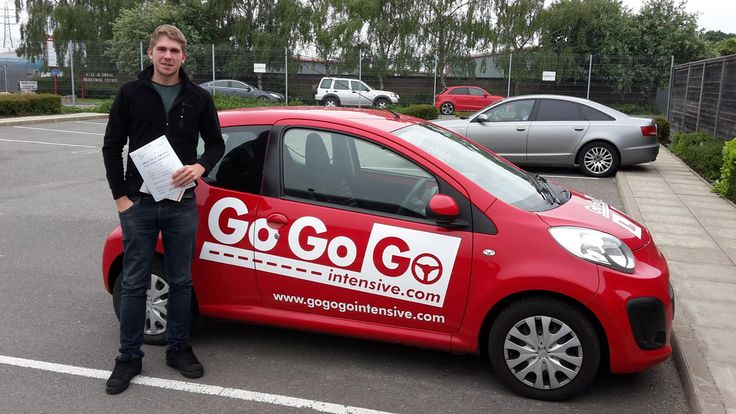 Congratulations to Nicholas Martin who passed his practical test with only 4 faults. Nicholas attended our intensive driving course where we fast track your practical test and pre book your theory test saving months of waiting. To check out how he did it click here www.gogogointensive.com This has to be the fastest way to get a driving licence