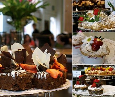 Extraordinary Desserts, San Diego
