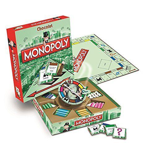Hasbro – Monopoly Classic – Edition en Chocolat: Monopoly Classique Jeux en Chocolat Edition spéciale en Chooclat Cet article Hasbro –…