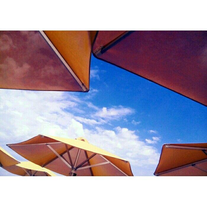 A sky of blue