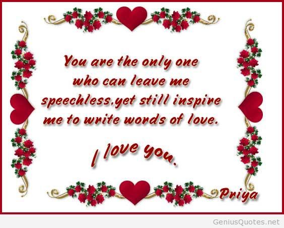 Love Poems For Wife Or Girlfriend: Short Love Poems For My Girlfriend Quotes
