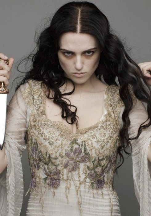 Morgana from Merlin