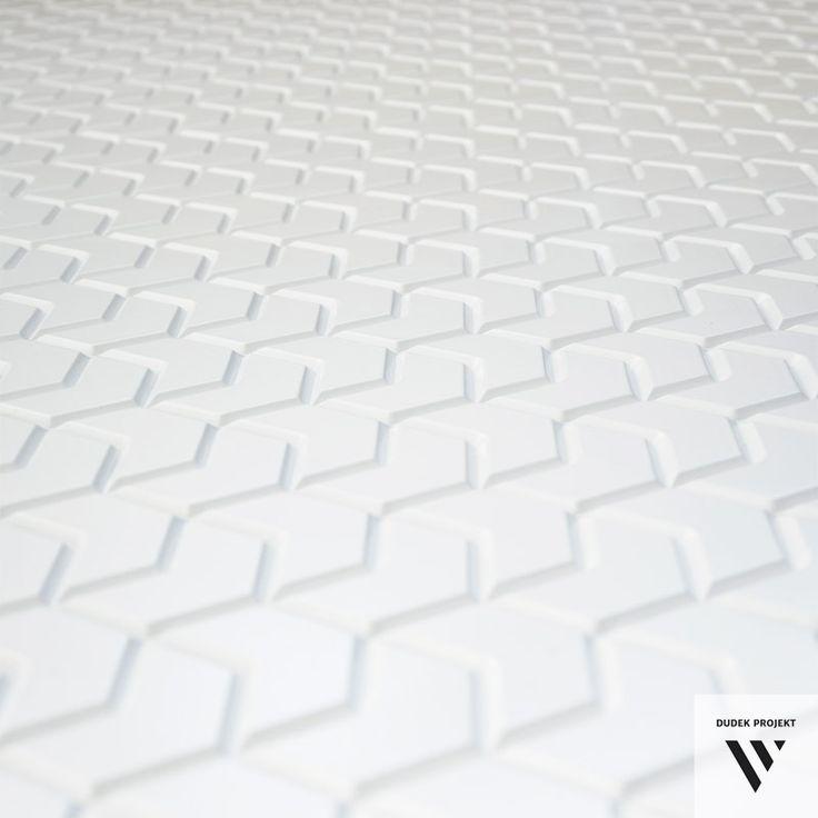 LISY - DUDEK projekt. Dekoracyjne, trójwymiarowe panele ścienne wykonane z MDFu, lakierowane. Nowoczesna i oryginalna dekoracja Twojego wnętrza.