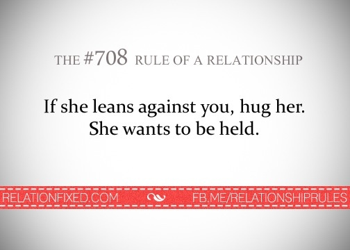 Being Held Relationship