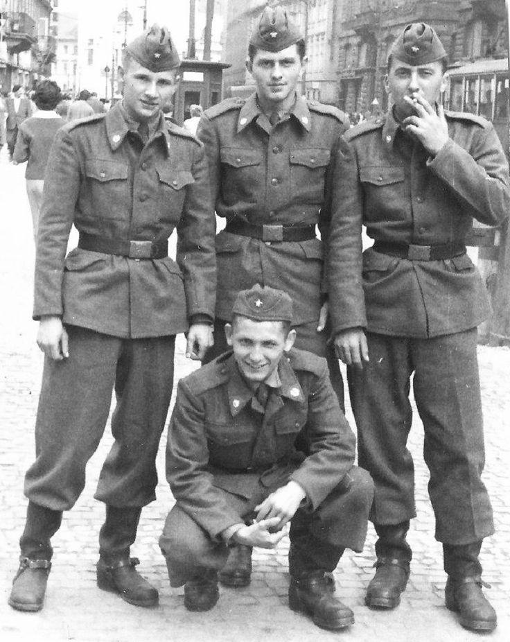 Milan-Hilmar-Czechoslovak-People's-Army-Early-1960s-Československá-lidová-armáda