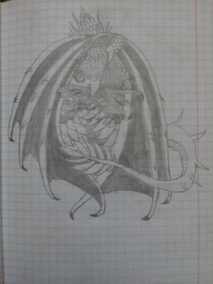 Dragon which is incognito