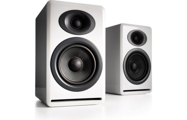 Audioengine P4 Front (White)