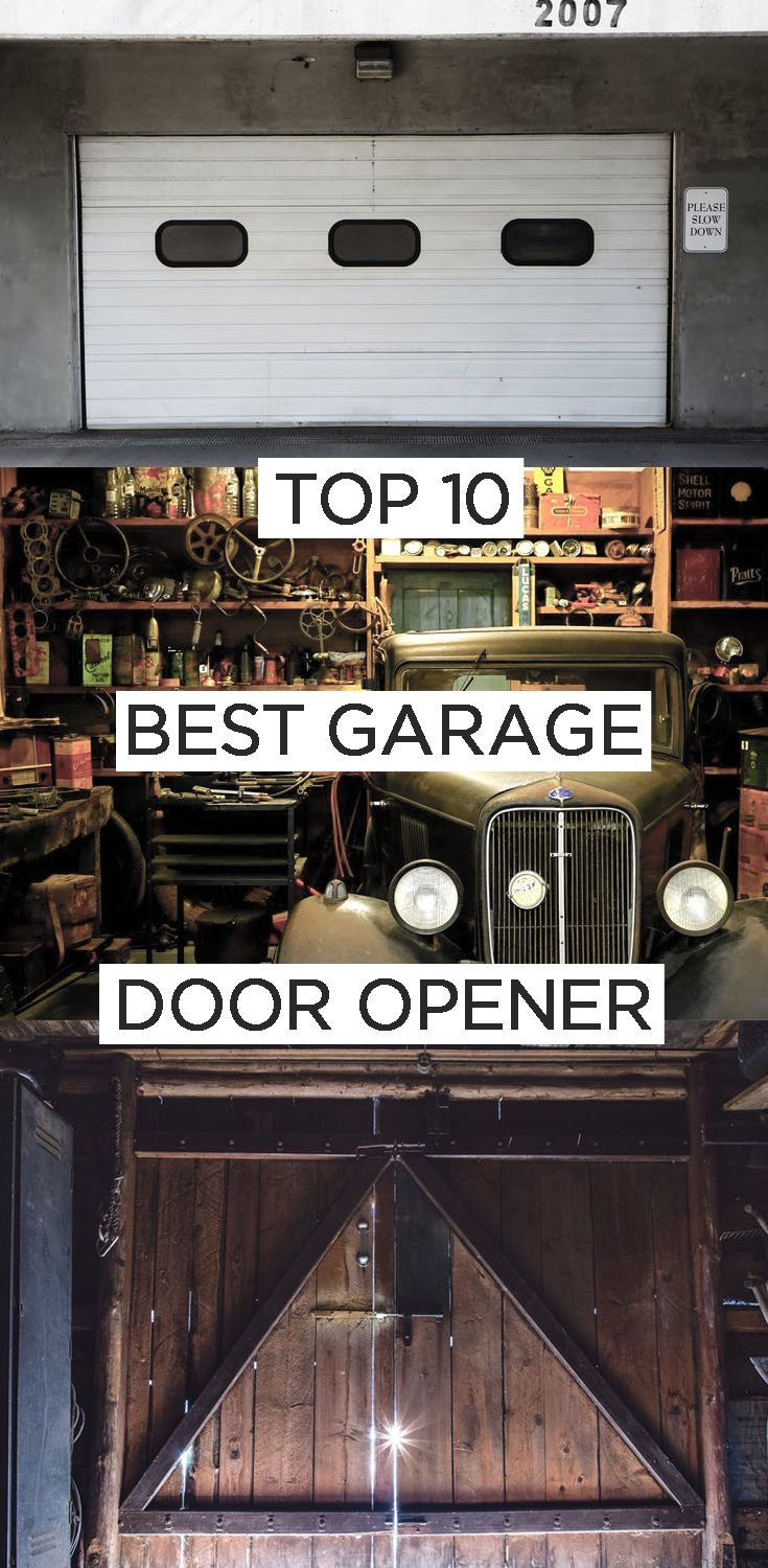 Top 10 best garage door opener! Check this out